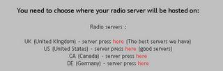 shoutcast-server